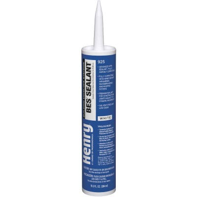 Henry 925BES 10.3 Oz. White Sealant
