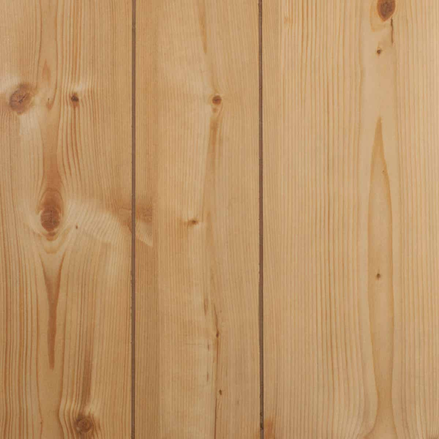 Global Product Sourcing 4 Ft. x 8 Ft. x 1/8 In. Plantation Pine Random Groove Profile Wall Paneling Image 1