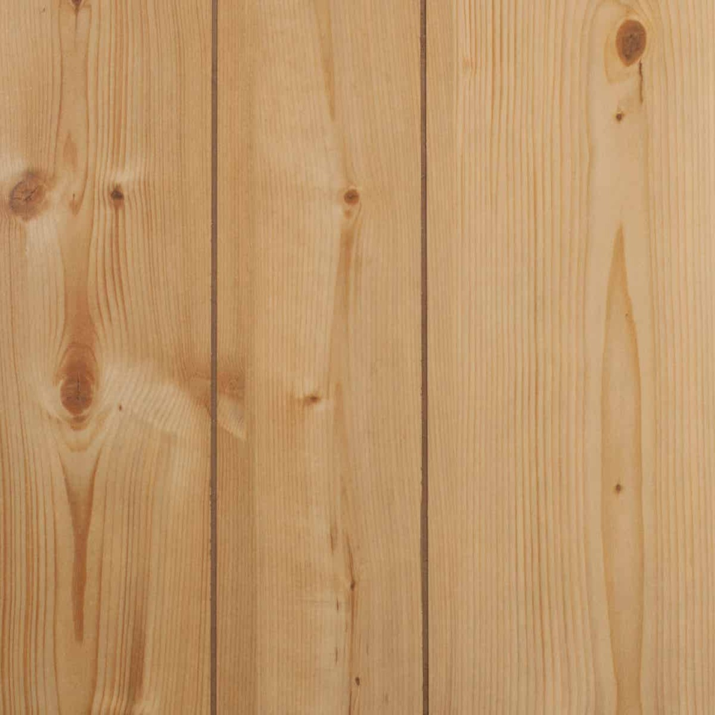 Global Product Sourcing 4 Ft. x 8 Ft. x 1/4 In. Pioneer Pine Random Groove Profile Wall Paneling Image 1