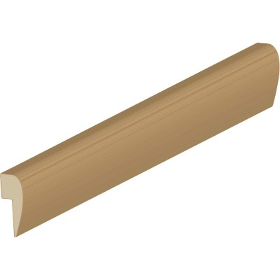Cedar Creek WM295 1/2 In. W. x 1-1/4 In. H. x 8 Ft. L. Solid Pine Ply Cap Molding