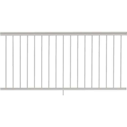 Gilpin Summit 36 In. H. x 6 Ft. L. White Aluminum Railing