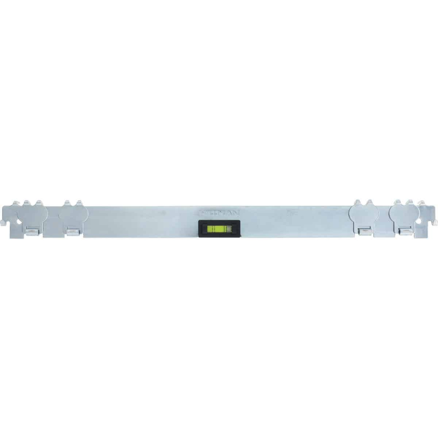 Hillman High and Mighty 125 Lb. Capacity Metal Picture Hanger with Level  Image 2