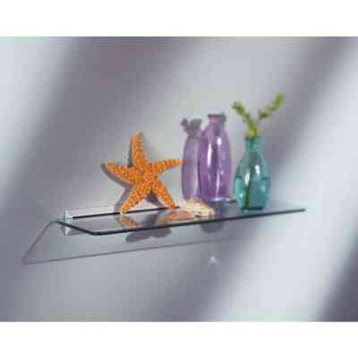 Knape & Vogt Shelf-Made Clear Glass Shelf