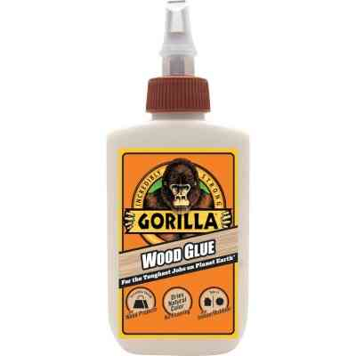 Gorilla 4 Oz. Ultimate Wood Glue