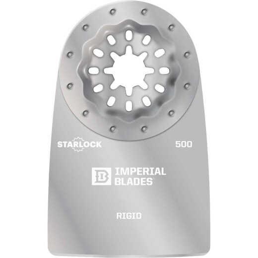 Imperial Blades Starlock 1-3/8 In. Rigid Scraper Oscillating Blade