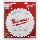 Milwaukee 10 In. 24 Tooth General Purpose Ripping Circular Saw Blade Image 2