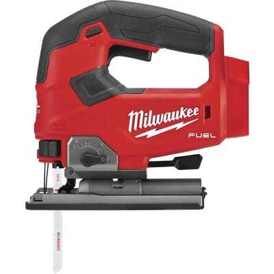 Milwaukee M18 FUEL 18 Volt Lithium-Ion Brushless Cordless Jig Saw (Bare Tool)