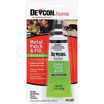 Devcon 3.5 Oz. Metal Filler and Patch