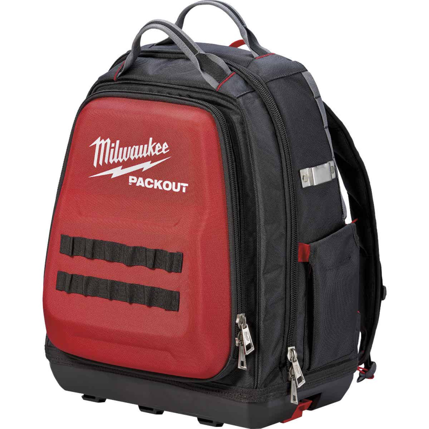 Milwaukee PACKOUT 48-Pocket 16 In. Backpack Toolbag Image 1