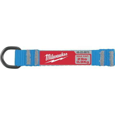 Milwaukee 2 Lb. D-Ring Web Attachment Lanyard Accessory (5-Pack)