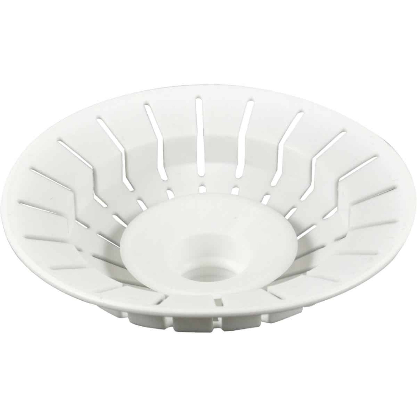 Danco Standard Size Suction Cup Silicone Tub Drain Strainer Image 2