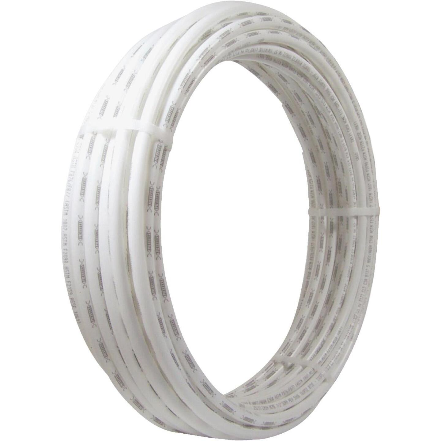 SharkBite 1 In. x 100 Ft. White PEX Pipe Type B Coil Image 1