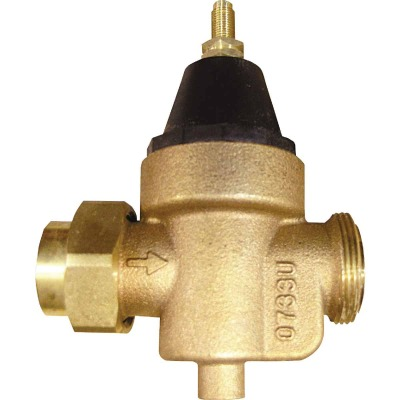 Watts 3/4 In. Bronze Pressure Regulator
