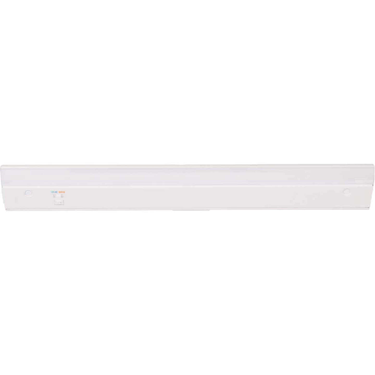 Good Earth Lighting 24 In. Direct Wire White LED Color Temperature Changing Under Cabinet Light Image 3