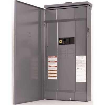 Square D QO 200A 8-Space 16-Circuit Raintight Load Center