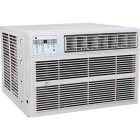 Perfect Aire 8000 BTU 350 Sq. Ft. Window Air Conditioner with Heater Image 1