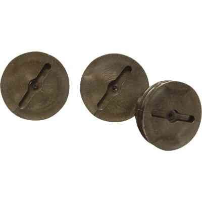 Bell 1/2 In. Bronze Closure Plug (3-Pack)