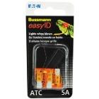 Bussmann 5-Amp 32-Volt ATC Blade Automotive Fuse (2-Pack) Image 1