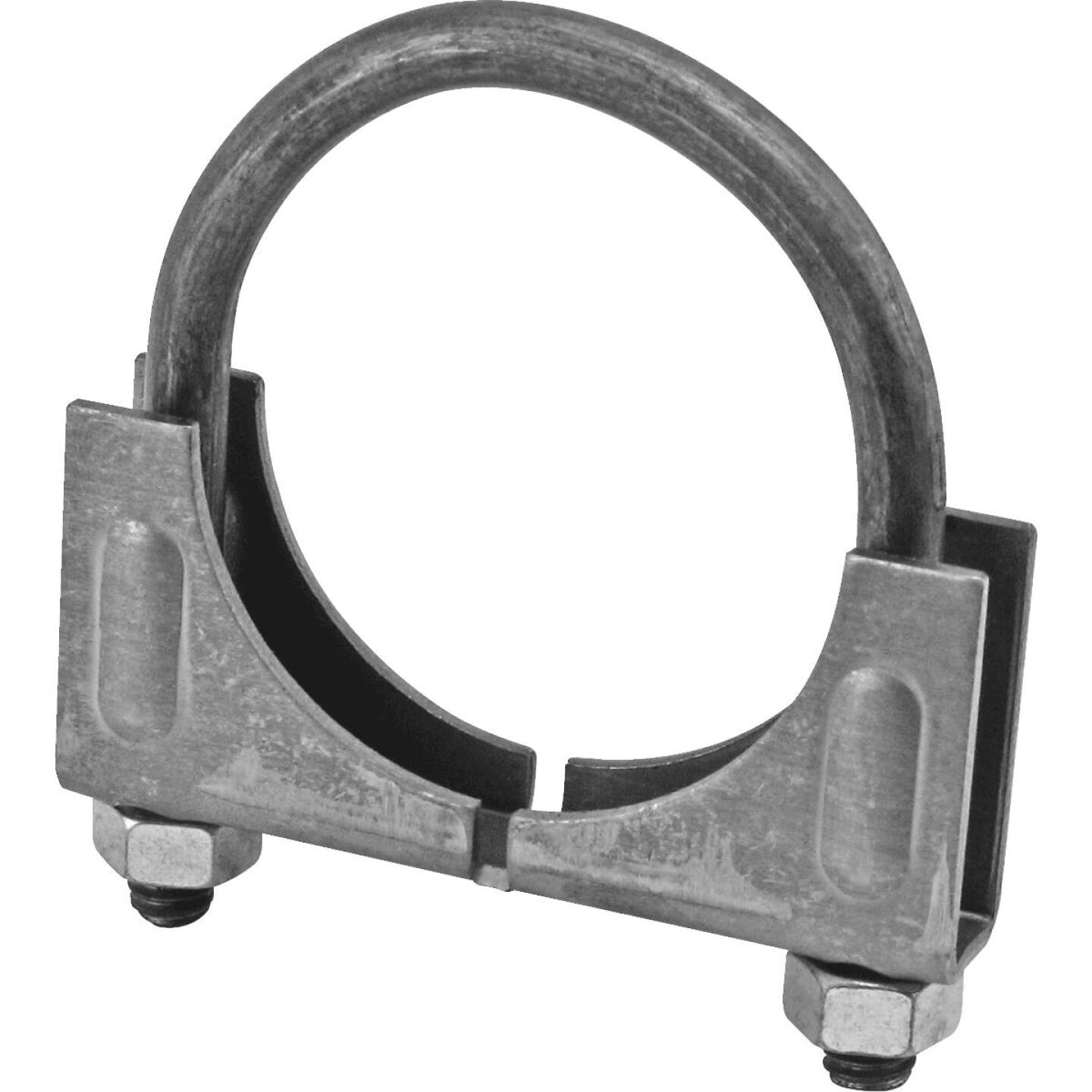 "Victor Saddle 2"" 13-gauge Steel Muffler Clamp Image 1"