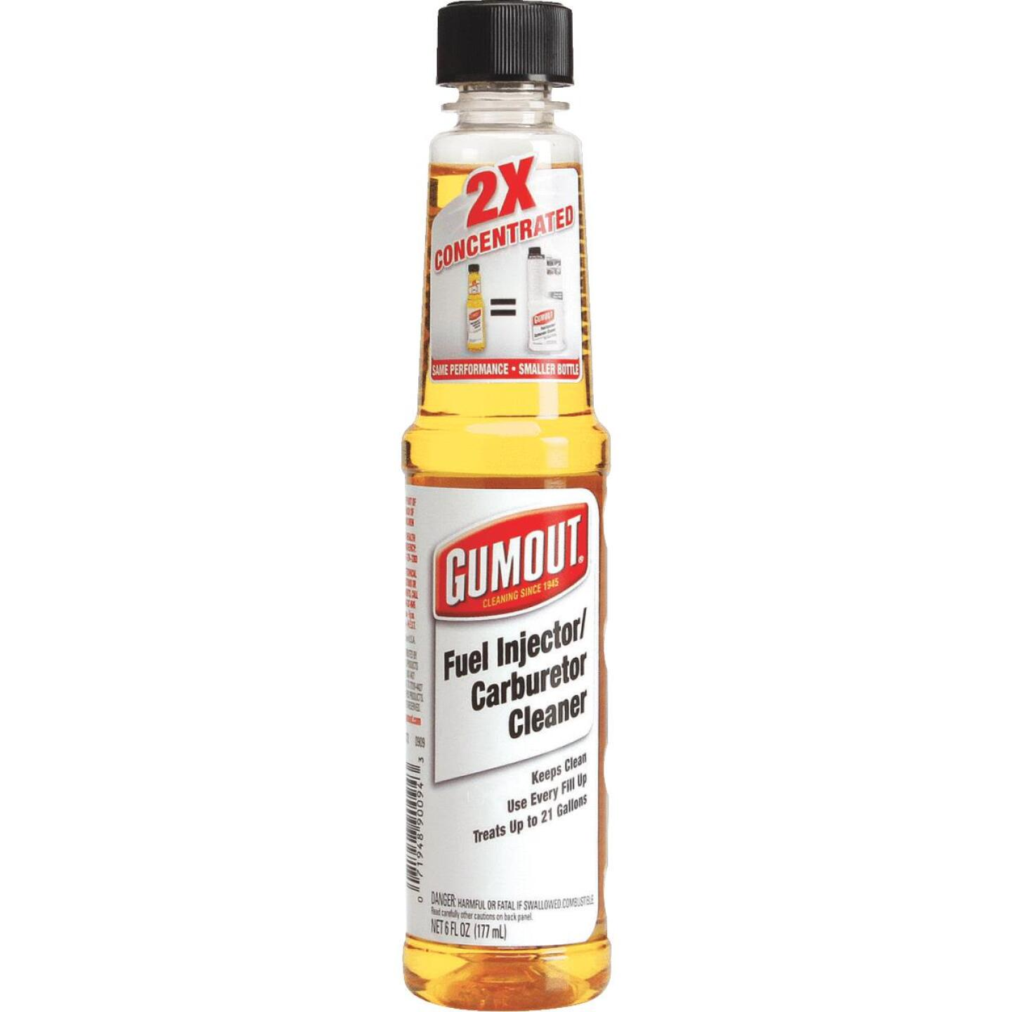 Gumout 6 Oz. Liquid Carburetor Cleaner Image 1