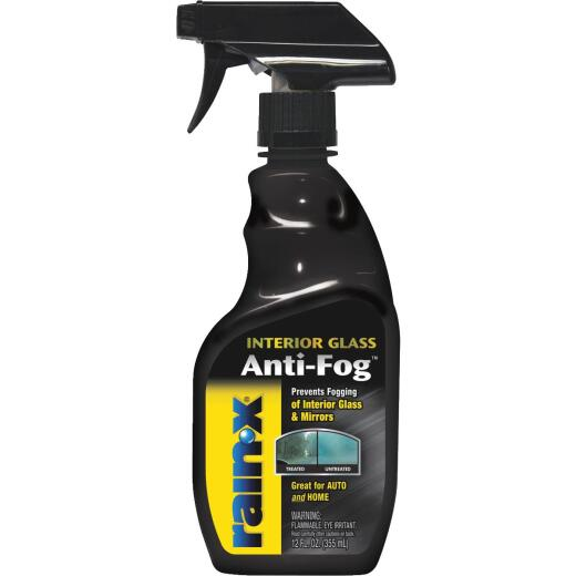 RAIN-X 12 oz Liquid Anti-fog Cleaner