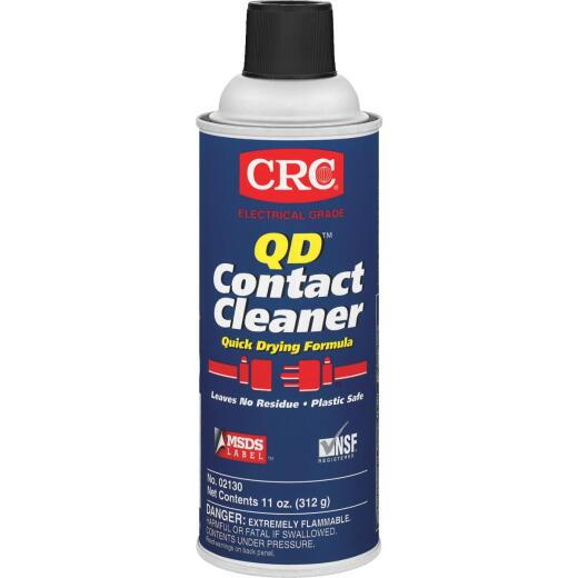 Crc Qd Electrical 11 Oz. Aerosol Electronic Parts Cleaner