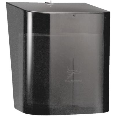 Kimberly Clark Professional In-Sight Center-Pull Smoke Paper Towel Dispenser