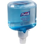 Purell ES6 1200mL Professional CRT Healthy Soap Naturally Clean Foam Refill Image 1