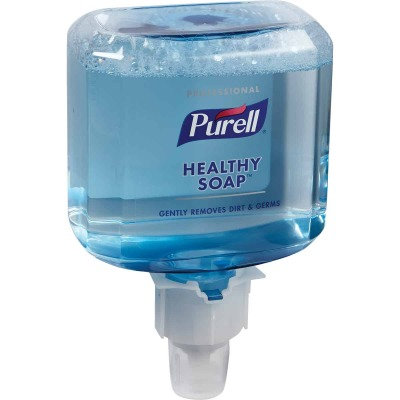 Purell ES6 1200mL Healthcare Healthy Soap Gentle & Free Foam Refill