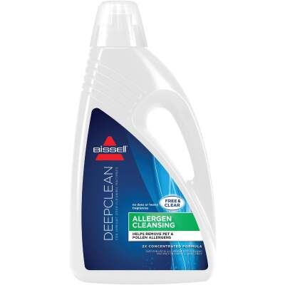 Bissell 60 Oz. Multi-Allergen Removal Upholstery And Carpet Cleaner