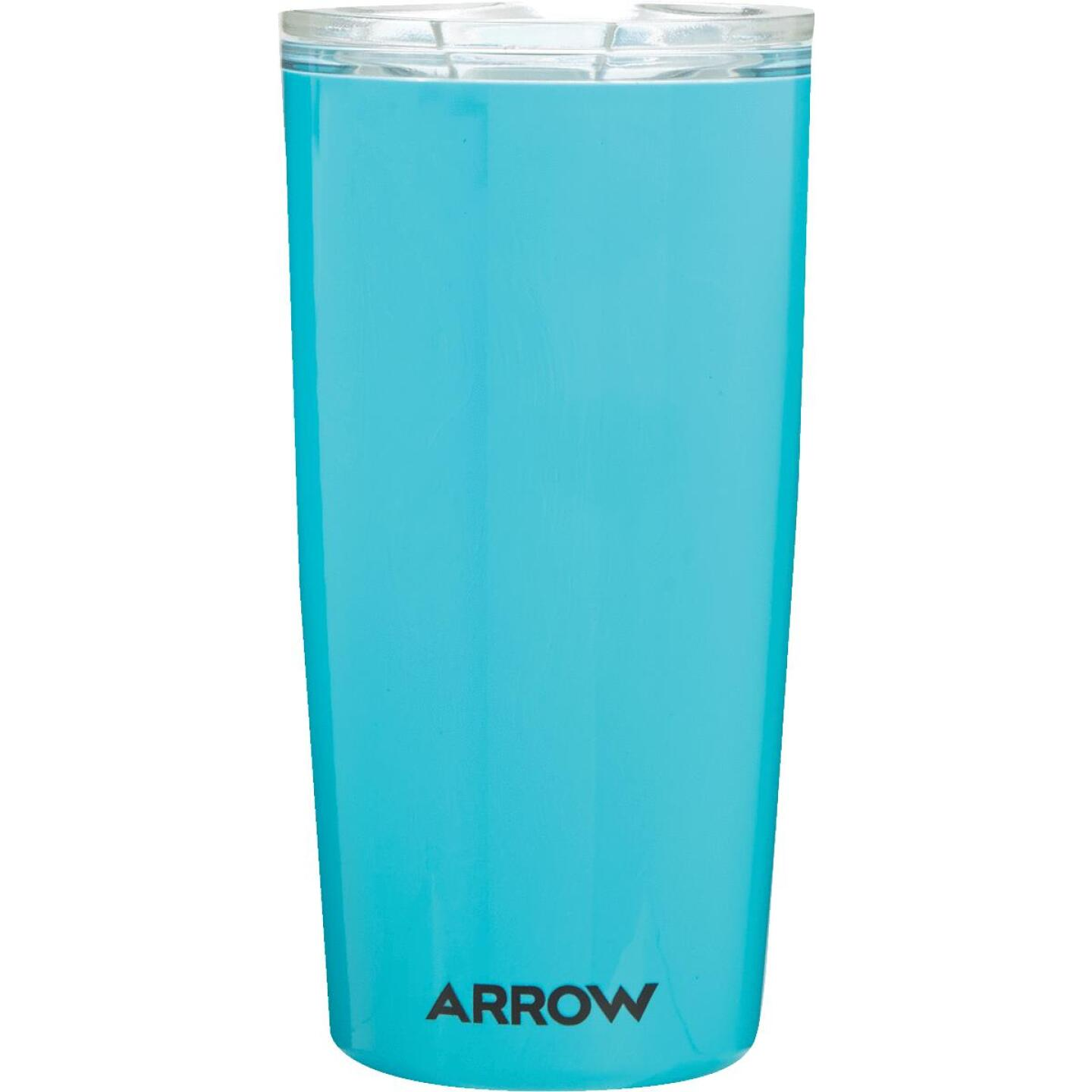 Arrow 18 Oz. Insulated Tumbler with Lid Image 3