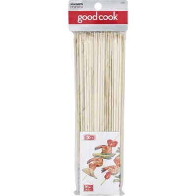 Goodcook 9.75 In. Bamboo Skewer (100-Count)