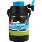 Pump2Pour 1/2 Gal. Blue Insulated Tumbler Image 1