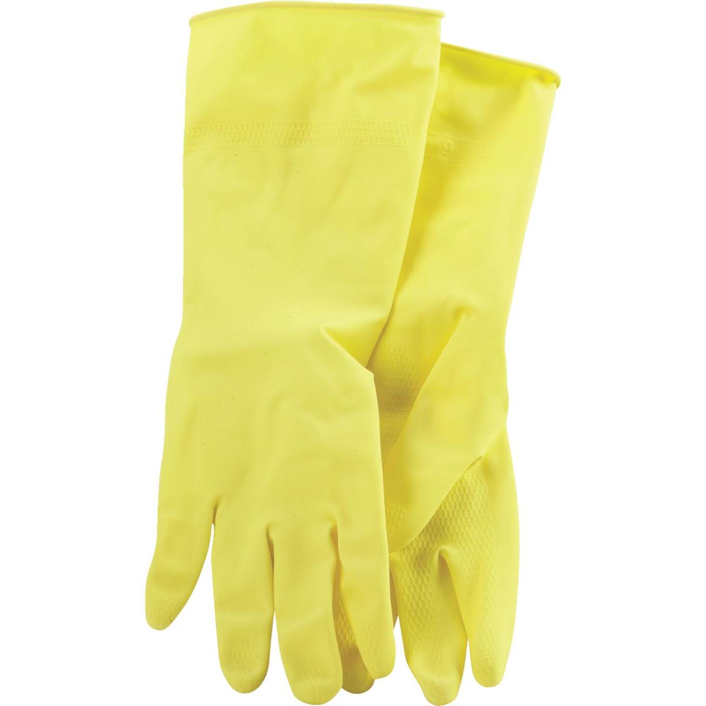 Do it Large Latex Rubber Glove Image 1