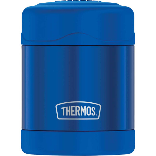 Thermos Funtainer 10 Oz. Blue Stainless Steel Food Jar