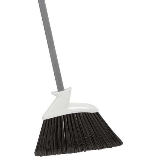 Do it Best 12 In. W. x 52 In. L. Steel Handle Angle Household Broom