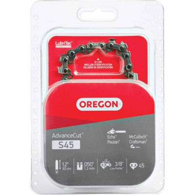 Oregon AdvanceCut S45 12 In. Chainsaw Chain