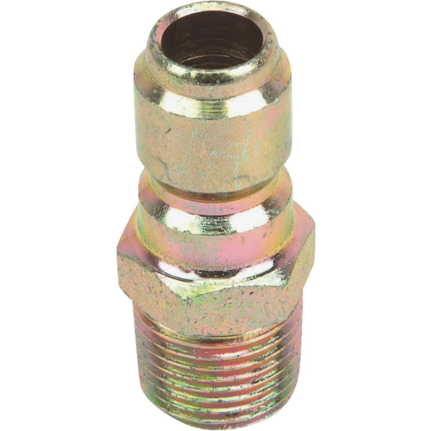 Forney 3/8 In. Male Quick Connect Pressure Washer Plug Image 3