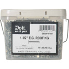 Grip-Rite 1-1/2 In. 11 ga Electrogalvanized Roofing Nails (5580 Ct., 30 Lb.) Image 2