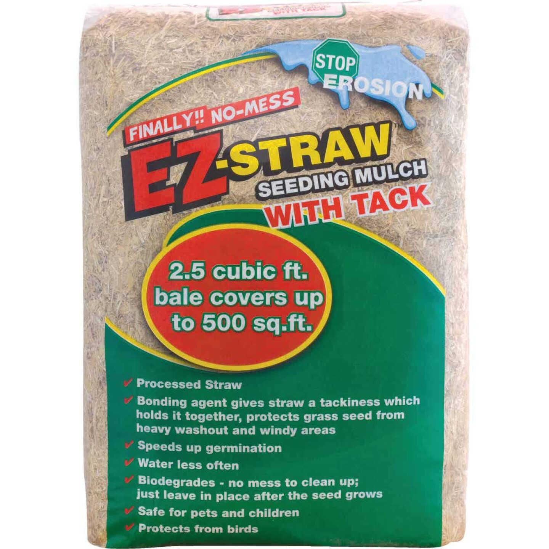 EZ Straw 2.5 Cu. Ft. Straw Seeding Mulch Image 1