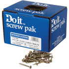 Do it #6 x 1-5/8 In. Coarse Thread Yellow Zinc Multipurpose Drywall Screw (5 Lb.-Box) Image 5