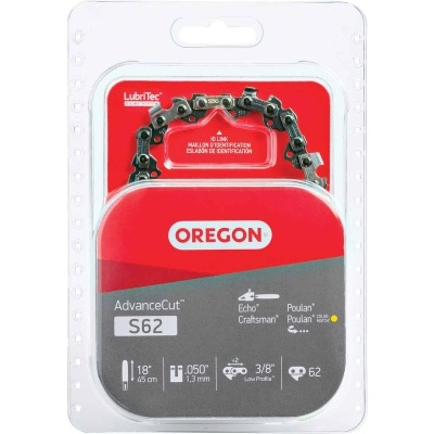 Oregon AdvanceCut S62 18 In. Chainsaw Chain
