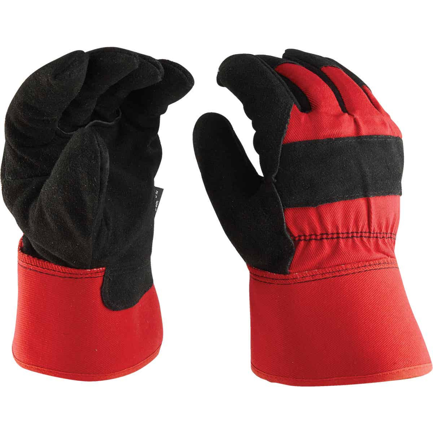 Do it Best Men's XL Leather Winter Work Glove Image 6