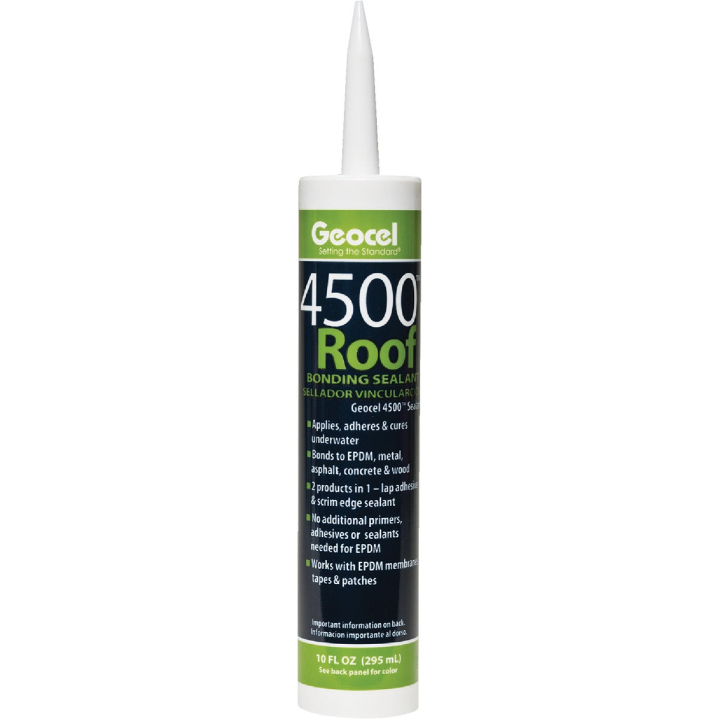 Geocel 4500 10 Oz. Roof Bonding Sealant Image 1