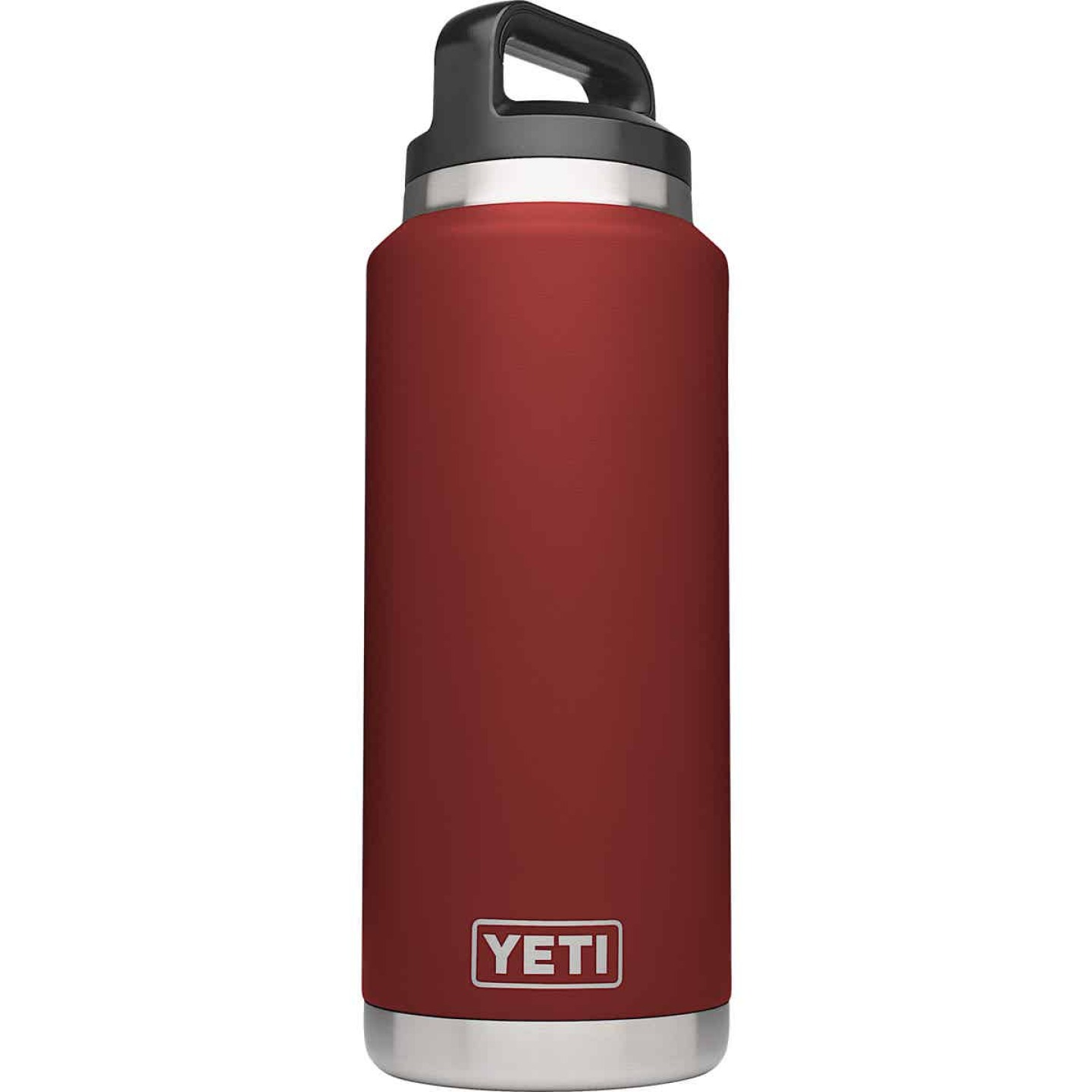 Yeti Rambler 36 Oz. Brick Red Stainless Steel Insulated Vacuum Bottle Image 1