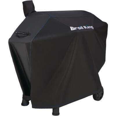 Broil King Regal Pellet 500 61 In. Black Grill Cover