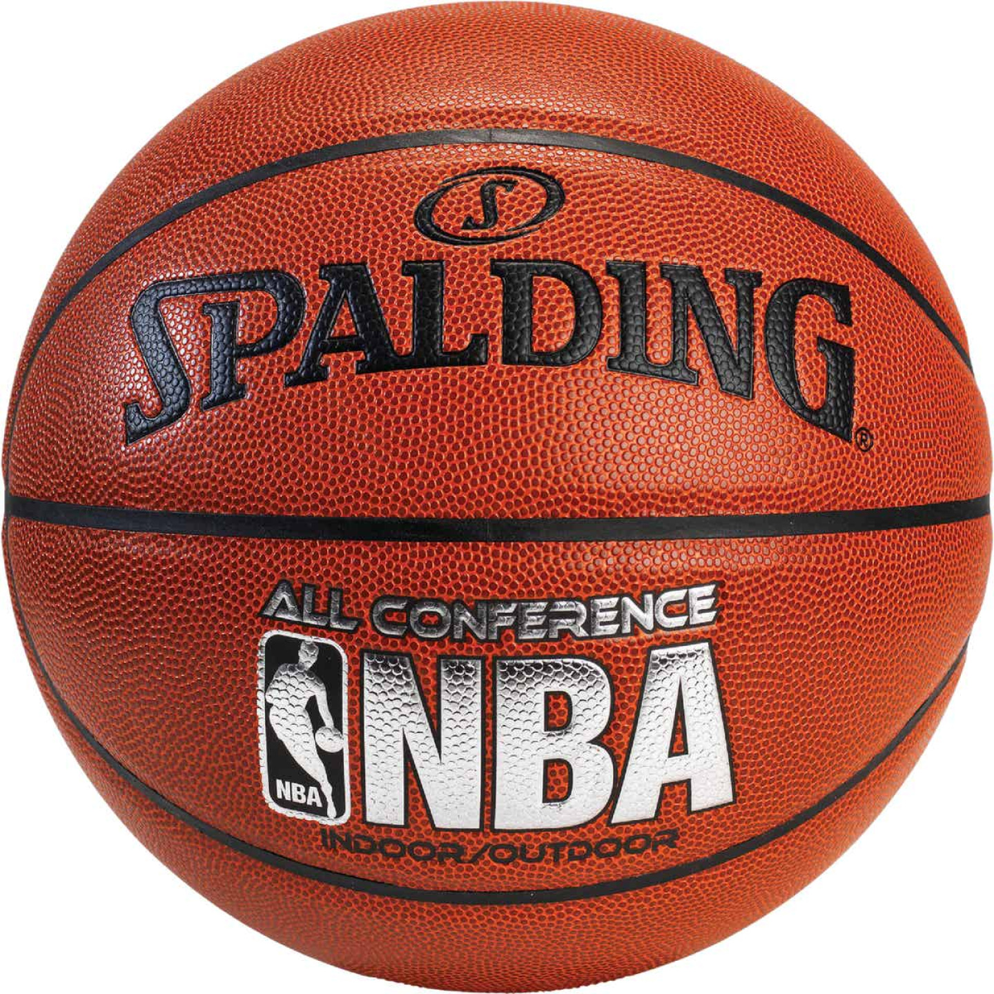 Spalding Indoor/Outdoor NBA All Conference Basketball, Official Size Image 1