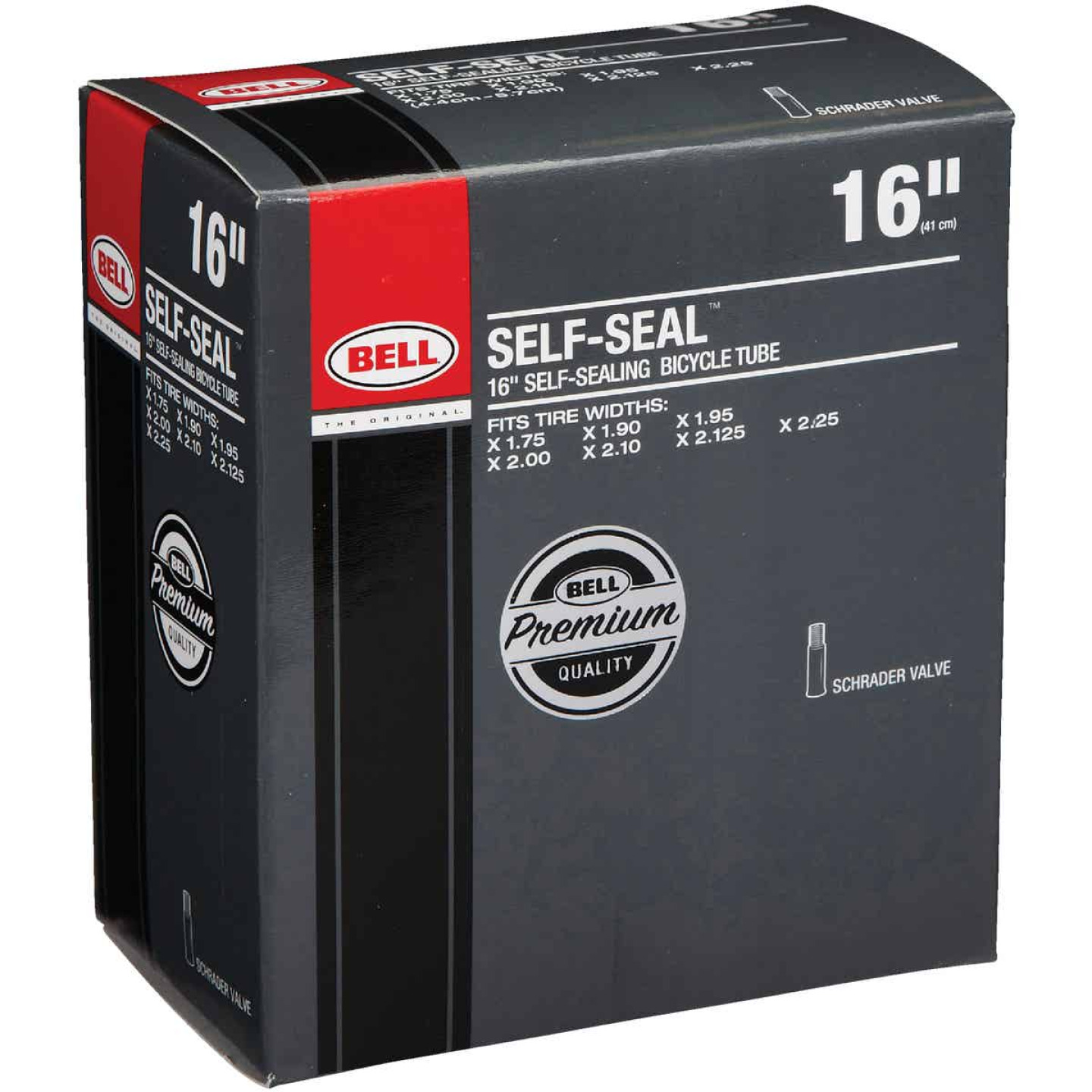 Bell Sports 16 In. Self-Sealing Bicycle Tube Image 1