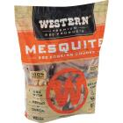 Western 6 Lb. Mesquite Wood Smoking Chunks Image 3