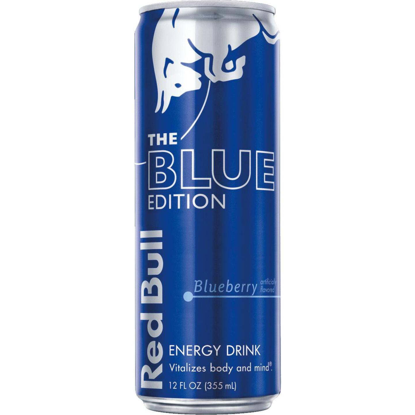 Red Bull 12 Oz. Blueberry Flavor Energy Drink Image 1